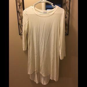 XS Tobi T-shirt dress
